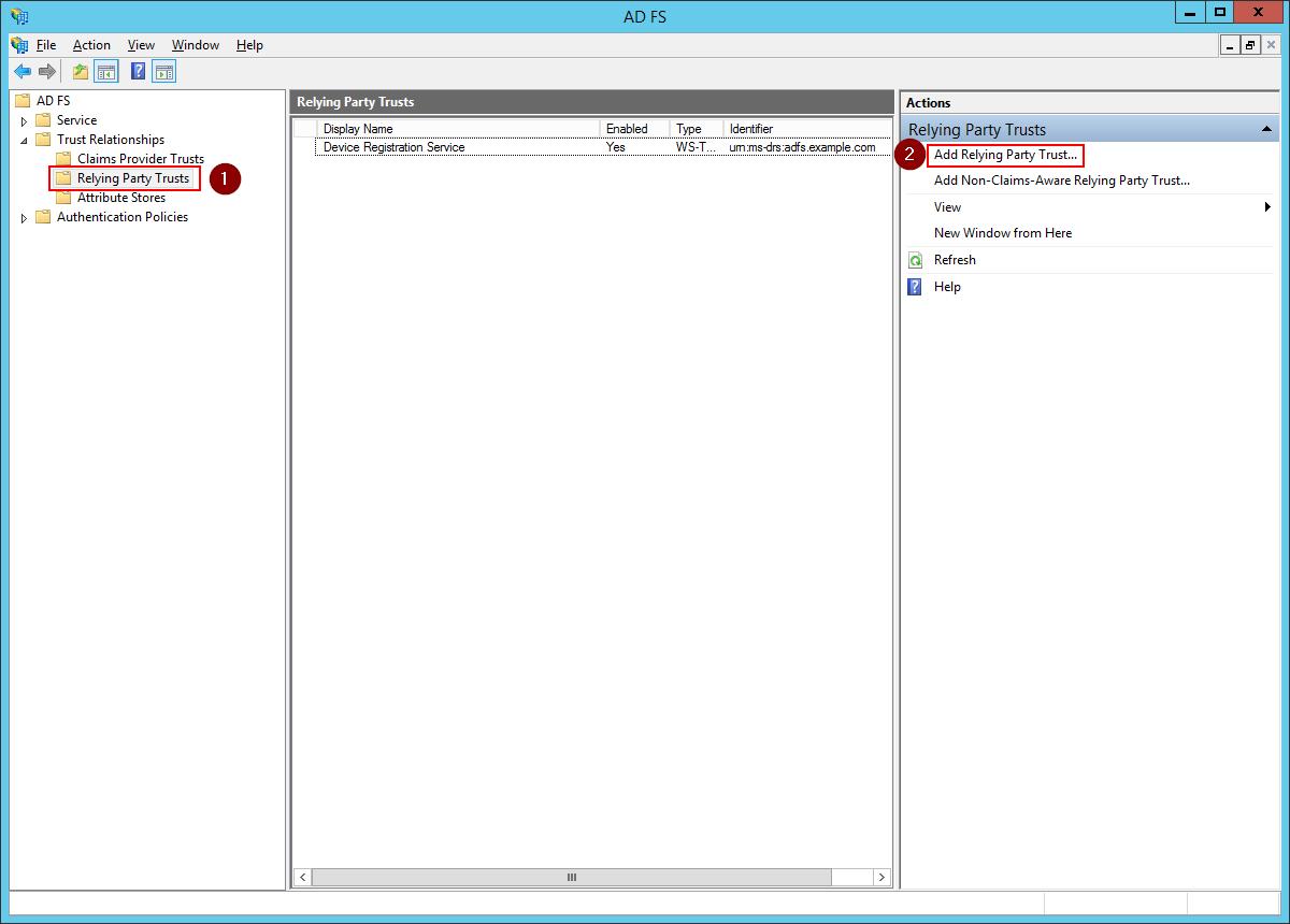 Windows 2012 R2 - ADFS 3 0 — django_auth_adfs 1 2 0